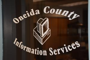 Oneida County Information Services Seal